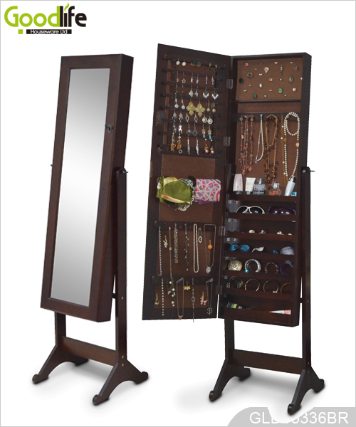 Cheap Price Dressing Table With Full Length Mirrors