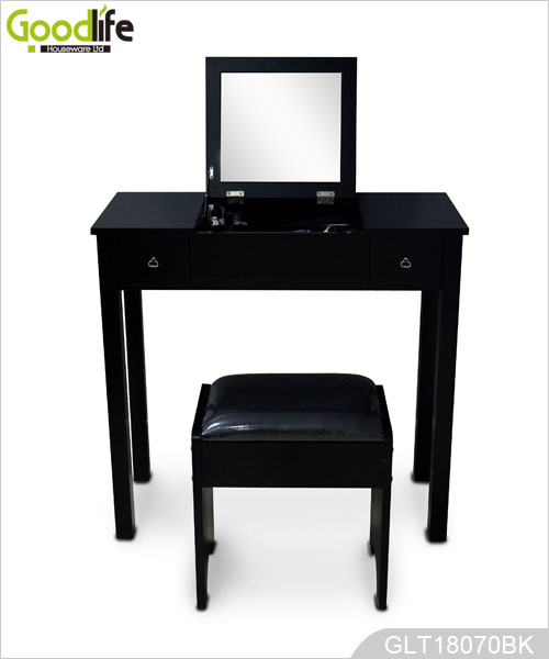 Dressing Table And Mirror Low Price White Makeup Table
