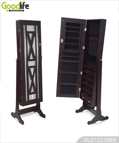 New product living room ikea standing jewelry armoire mirrors