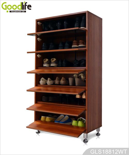 Meuble chaussures en gros 6 couches tag re chaussures - Meubles par correspondance ...
