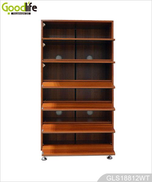 eleganten stil schrank mit schminkspiegel f r schuhe lager. Black Bedroom Furniture Sets. Home Design Ideas