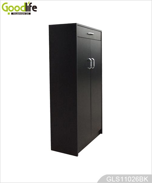 Muebles para el hogar gabinete de almacenamiento de madera for Gabinete de almacenamiento para el dormitorio