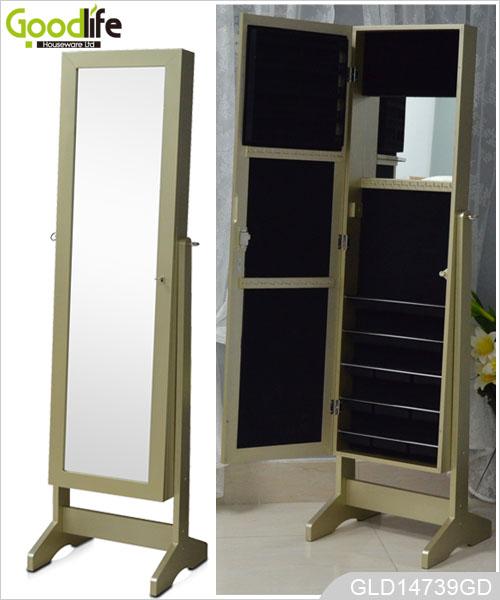 schrank f r schmuck mit versandpaket. Black Bedroom Furniture Sets. Home Design Ideas