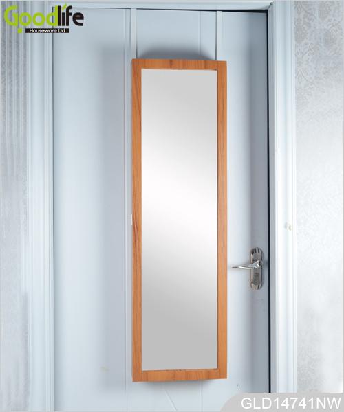 Appeso sopra la porta o parete piena lunghezza rispecchiato armadio gioielli - Armadio specchio gioielli ...