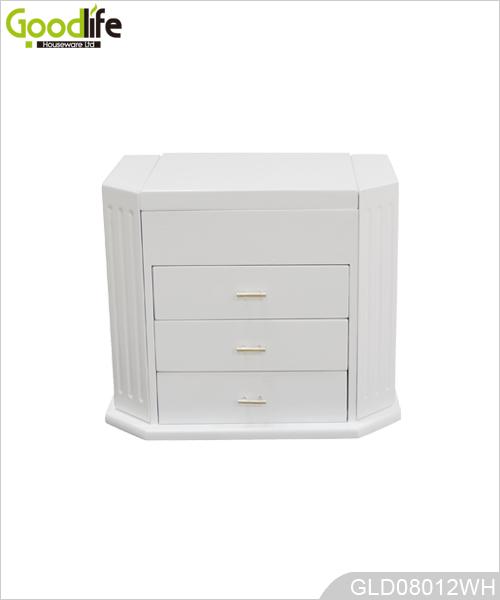 China caja de joyas de madera fabricante de muebles de espejo for Fabricante de muebles de madera
