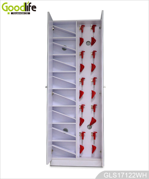 hot sale 2 door shoe storage cabinet with full length mirror shoe storage shelves target shoe storage shelves target