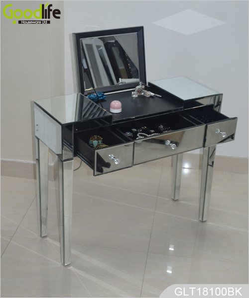 schminktisch und spiegel niedrigen preis amerika stil spiegel tisch. Black Bedroom Furniture Sets. Home Design Ideas