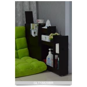Comercio al por mayor de madera aseo gabinete de piso con for Gabinete de almacenamiento para el dormitorio