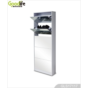 5 layers cabinets for shoe organizing and storage GLS17117
