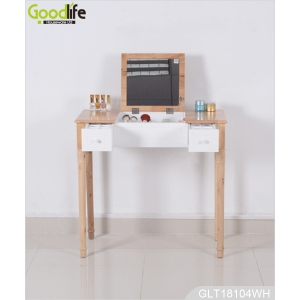 Bedroom furniture modern makeup table makeup vanity table wholesale GLT18104