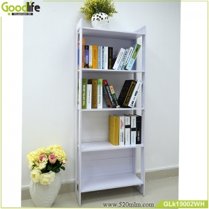 China Guangdong  multifunctional wooden  bookshelf and knock down packing