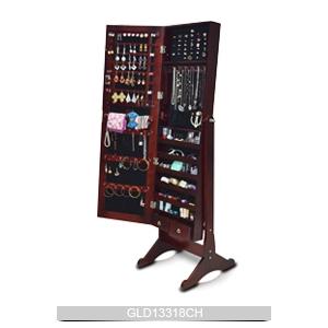 China muebles con espejo fabricante armario de madera cl sico for Fabricante de muebles de madera