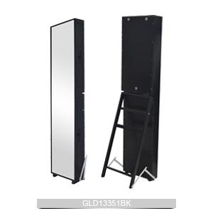 chine armoire bijoux miroir prix bas avec porte lat rale. Black Bedroom Furniture Sets. Home Design Ideas