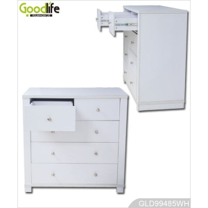Classic wholesale furniture wooden chests of drawers