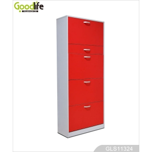 Foshan furniture shoe cabinet wholesale wood shoe cabinet