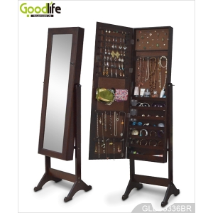 Goodlife GLD15336 antique vanity dresser with mirror wholesale