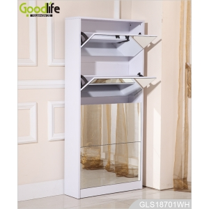 Goodlife 2015 charming new design shoe cabinet made in China