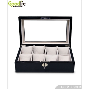 High Gloss Wooden Watch Box for 8 Watches GLS10023