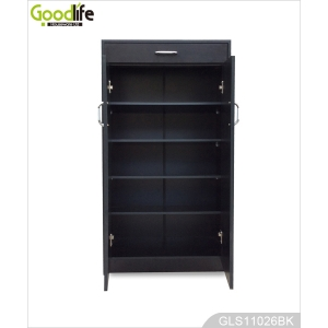 Home furniture wooden storage cabinet with drawers for living room storage GLS11026