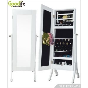 Import furniture from china dressing mirror with jewelry storage