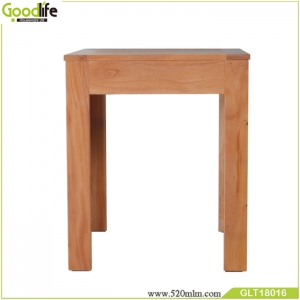 Mahogany solid wood  table waterproof modern design for living room multi-function table