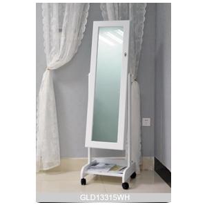 Multiple Function Design Full Length Mirror Standing