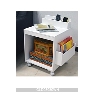 New Design Wooden Folding Storage Cabinet With Wheels
