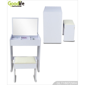 New style wooden dressing table with modern furniture design