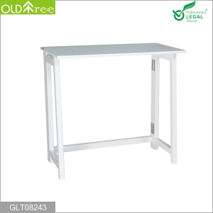OEM/ODM Floor standing folding table or dining table,study table