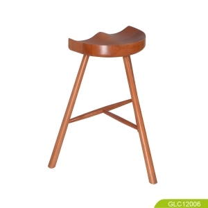 OEM/ODM solid wood bar chairs modern, throne chairs