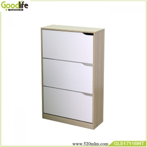OEM/ODM wooden shoe rack cabinet -shoe cabinet furniture in China factory