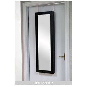 Full Length Mirror With Hanging Storage