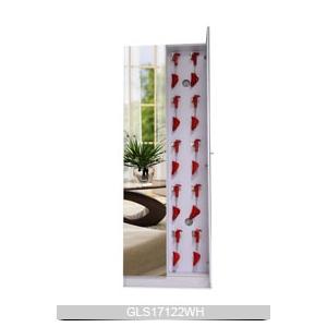 schuhschrank mit 2 gro handel spiegelt ren. Black Bedroom Furniture Sets. Home Design Ideas