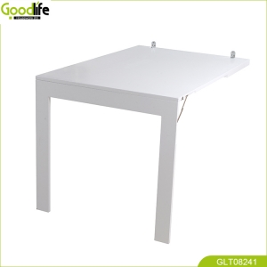 Space saving wall mounted foldable children desk study or dining table wholesales