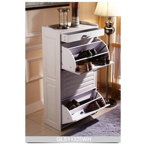 Madera armario de zapatos con zapatero ajustable dentro for Zapatero dentro de armario