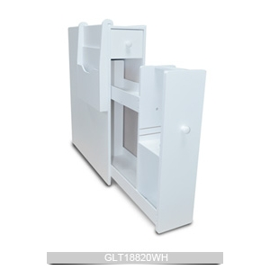 furniture with bathroom cabinet use for toilet paper and magazines