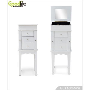 storage cabinet popular design wooden furniture wooden jewelry cabinet