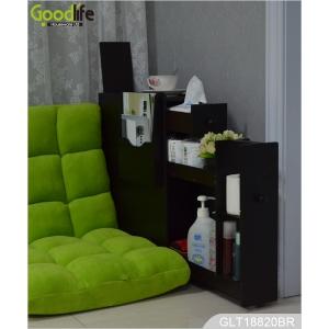 Holzschrank platzsparend ecke badezimmerschrank - Badezimmer eckschrank ...