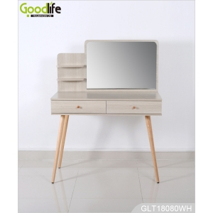 Fabbrica della Cina Bedroom furniture modern makeup table makeup vanity table wholesale GLT18080
