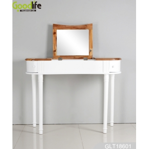 China Dressing Table with Stool GLT18601 fábrica