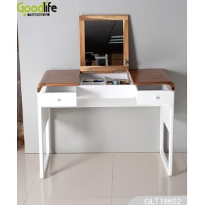 China Dressing Table with Stool GLT18602 fábrica