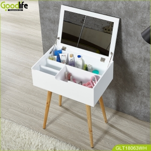 China Elegant bedside table to sort out of small things wholesale from goodlife fábrica