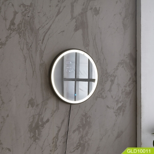 China Bathroom vanity wall mount environmental protection mirror with lED light for bath and dressing-Fabrik