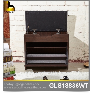 China GLS18836 MDF Flip shoe organizer from Goodlife factory