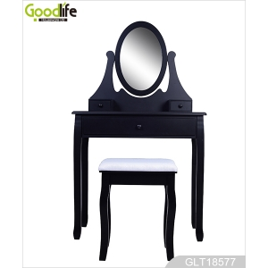 China Goodlife hot selling bedroom furniture simple dressing table designs GLT18577 factory