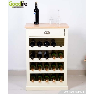 China High quality modern wooden wine cabinet made in China factory