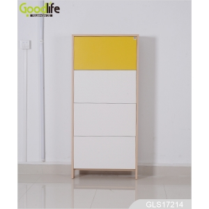 China Ikea shoe cabinet, wooden shoe cabinet  GLS17214 factory