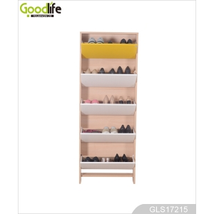 China Ikea shoe cabinet, wooden shoe cabinet  GLS17215 factory