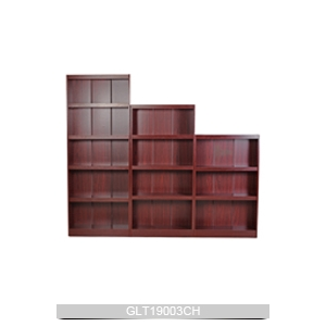 China New item kids wooden book shelf bookcase from Goodlife factory