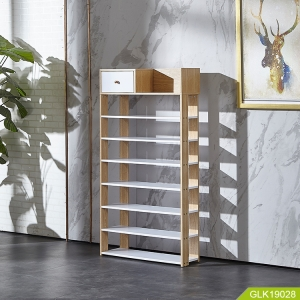 China Saving space strorage shelf  in 7 layers fábrica